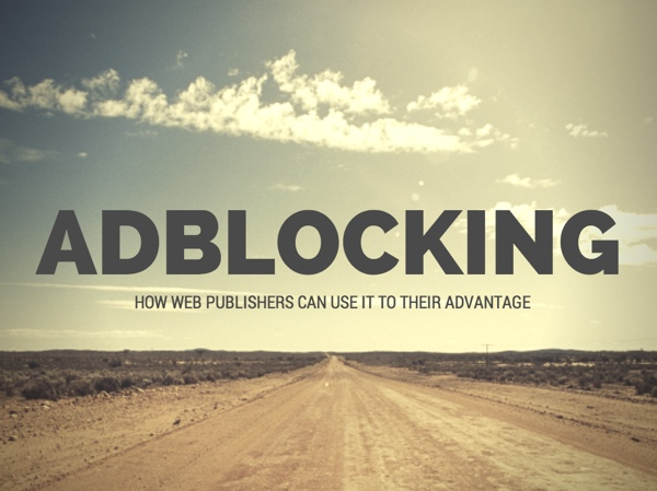 AdBlocking and AdSense