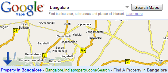adsense in google maps
