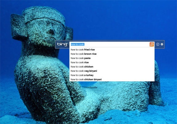 bing desktop search