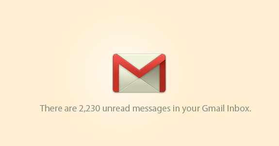 Gmail Counter