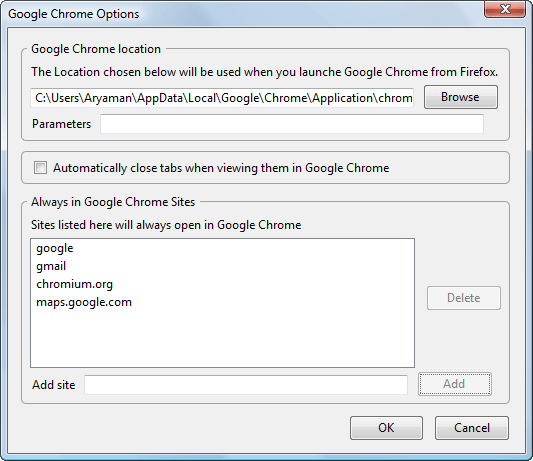 google-chrome-settings