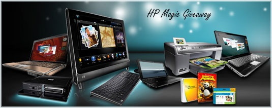 hp magic giveaway
