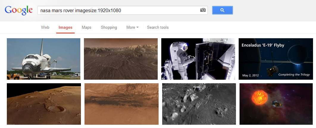 how to search in google using image