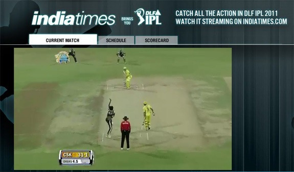IPL Matches Live