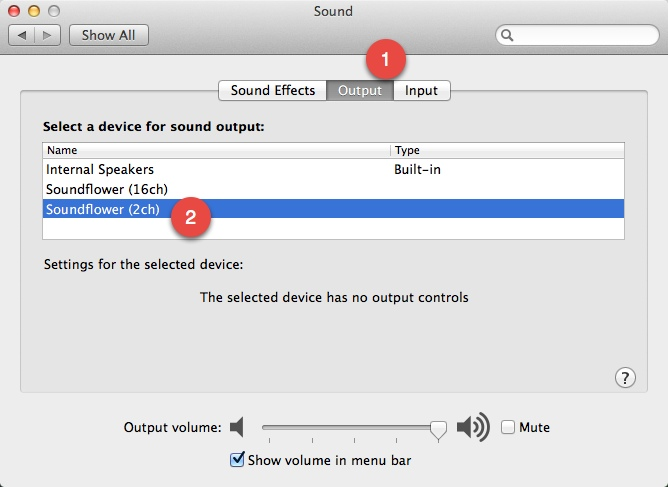 How to Record Audio Playing on your Mac
