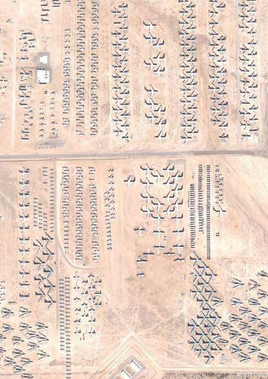 Military Aircraft Fields