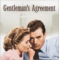 embargos or gentleman's agreement
