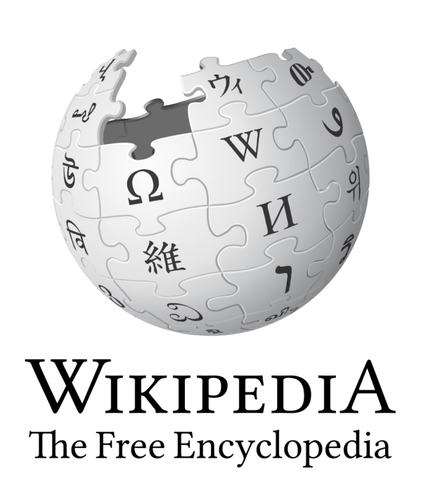 Wikipedia Logo Flattened