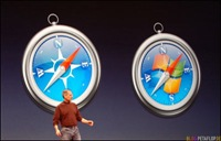 Steve Jobs Launch Windows Safari