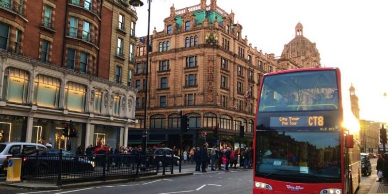 英國・倫敦|歐洲最適合自由行新手的城市!初遊倫敦這5個小建議你一定要知道!
