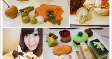台北中正》喜來登十二廚自助餐廳,母親節大餐來吃大飯店自助餐buffet吃到飽