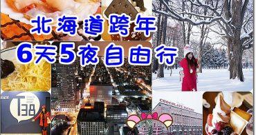 北海道跨年6天5夜自由行行程安排懶人包攻略 》必吃美食必去景點一次搞定/不一樣的神社跨年/北海道冬天穿搭/天氣溫度/航班飯店推薦