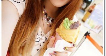 台北信義 》Tai-Parfait鯛百匯。麻糬鯛魚燒♥抹茶♥北海道濃郁霜淇淋♥可愛 特色 好吃 新光三越下午茶(9/11最新完整MENU|市政府|東區)