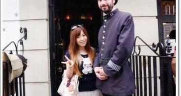 英國倫敦景點推薦》福爾摩斯博物館The Sherlock Holmes Museum。穿越小說情節,走入真實偵探世界(Baker Street Station)