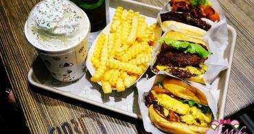 紐約連鎖美食推薦》Shake Shack漢堡。比麥當勞好吃100倍的起司漢堡/紐約自由行