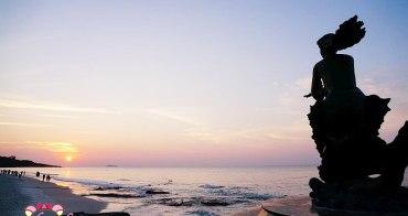 沙美島二日遊》此生必看日出、私房拍照景點、絕美私密寧靜海岸