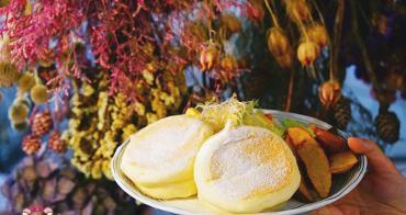 板橋新埔站》MATTER CAFE,軟綿到驚嚇神好吃舒芙蕾鬆餅早午餐