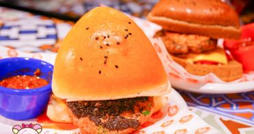中山美食》J.J.Wagyu Burger,終極松露鵝肝和牛肉三角形漢堡!