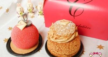 法國Tours美食|La Chocolatière,巧克力專賣法式甜點聖誕ballball&ParisBrest
