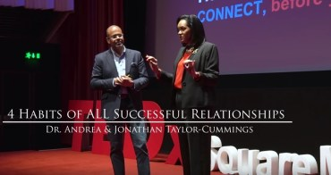 MyNotes|4 Habits of ALL Successful Relationships | Dr. Andrea & Jonathan Taylor-Cummings | TEDxSquareMile