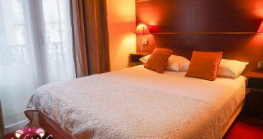 Toulouse平價飯店推薦|Hotel Ambassadeurs,車站走路2分鐘優質住宿