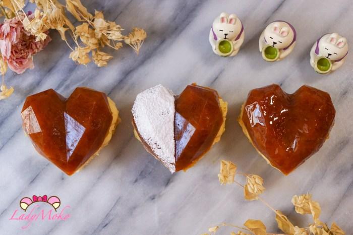 法式甜點食譜|焦糖奶油鳳梨凍+檸檬凝乳+檸檬磅蛋糕|涼夏清爽酸甜好滋味法式甜點食譜推薦