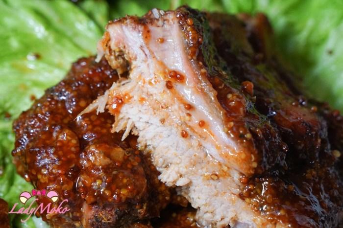 慢烤豬肋排食譜+自製BBQ醬汁|一次就成功食譜 Simple Oven Baked BBQ Ribs