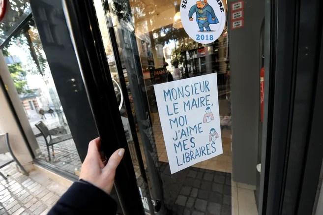 la fronde des libraires contre l