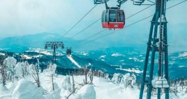 日本藏王樹冰|六天五夜自助交通住宿攻略懶人包、滑雪、必吃美食