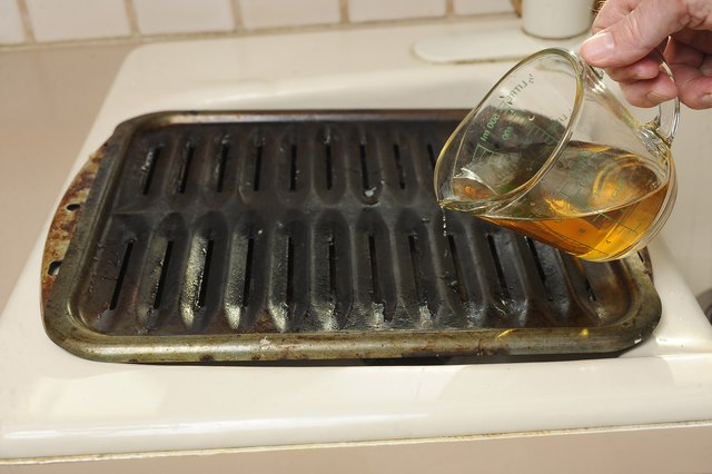 How To Clean A Broiler Pan LEAFtv
