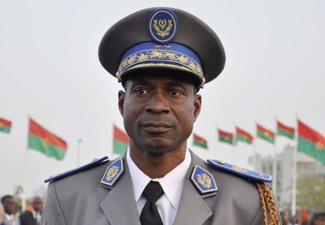 Image result for Gilbert Diendéré
