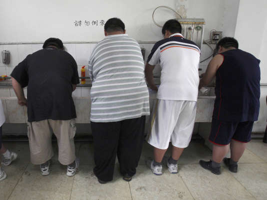 Les Etats-Unis (79,4 millions) et la Chine (57,3 millions) avaient en 2015 le plus grand nombre d'adultes obèses.