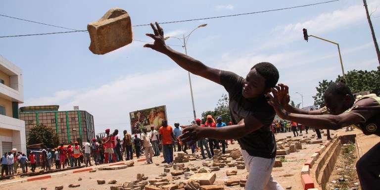 A Lomé, la capitale togolaise, le 5 octobre 2017.
