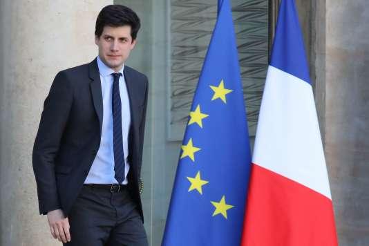 Julien Denormandie,secrétaire d'Etat auprès du ministre de la cohésion des territoires, le 22 novmbre.