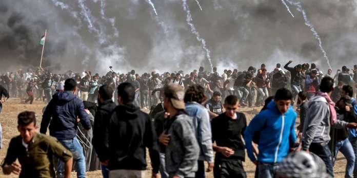 """Résultat de recherche d'images pour """"gaza manifestations"""""""