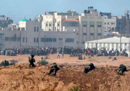 L'armée israélienne est critiquée depuis plusieurs semaines pour faire un usage excessif de la force.