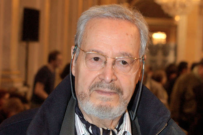 Albert Memmi, le 6 février 2005.