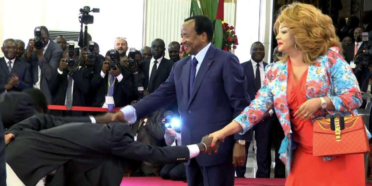 Paul Biya 88 ans