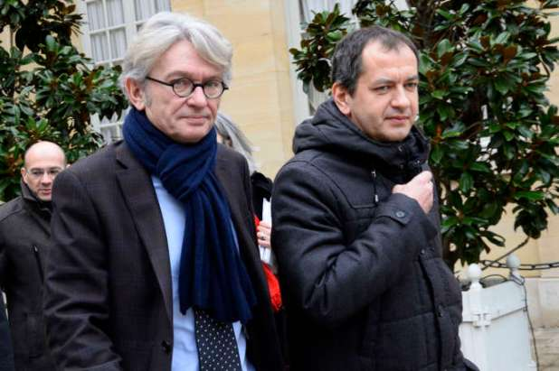 Former Secretary-General General Jean-Claude Mailly and Pascal Pavageau presented their bills in 2017 with more than 34,000 and 50,000 euros in 2017.