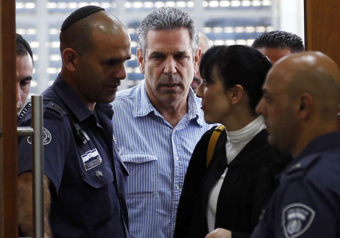 Segev was arrested in May at the Ben Gurion airport near Tel Aviv and incommunicado detained until Shin Beth, the internal security service, announced his detention on 18 June.