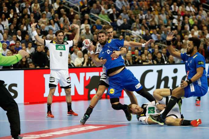 Luka Karabatic and the Blues will play their fifth match on Thursday in less than a week.