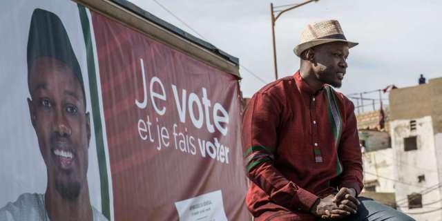 Image result for Ousmane Sonko