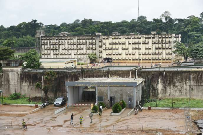 Abidjan Detention and Correction Center (MACA), Côte d'Ivoire, in September 2018.