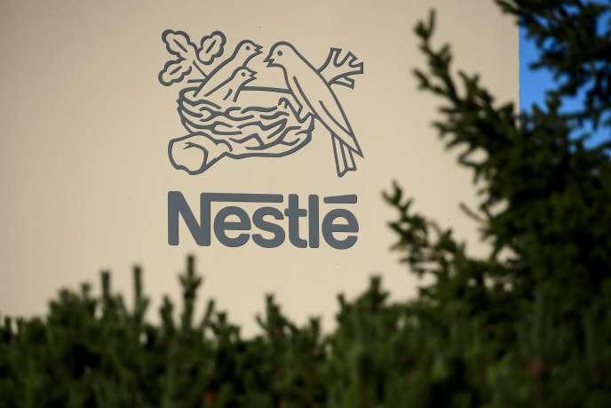 Nestlé, in Vers-chez-les-Blanc, Switzerland, in 2014.