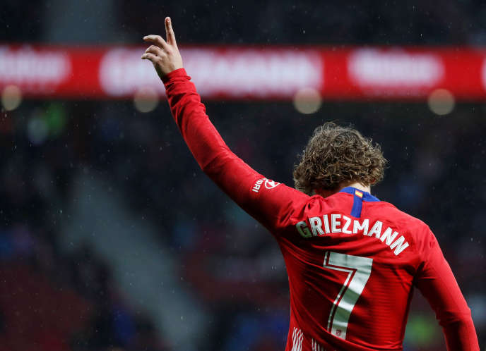 Antoine Griezmann, April 24th.