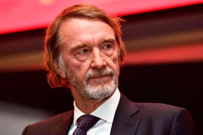 Le président du groupe Ineos, Jim Ratcliffe à Anvers, le 15 janvier.