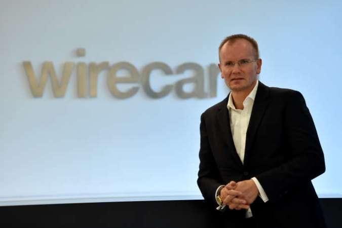 Markus Braun, le directeur général de Wirecard, à Aschheim, près de Munich (sud de l'Allemagne), en septembre 2018.