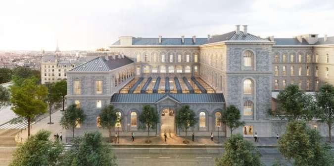 le projet du développeur immobilier Novaxia pour rénover l'Hôtel-Dieu