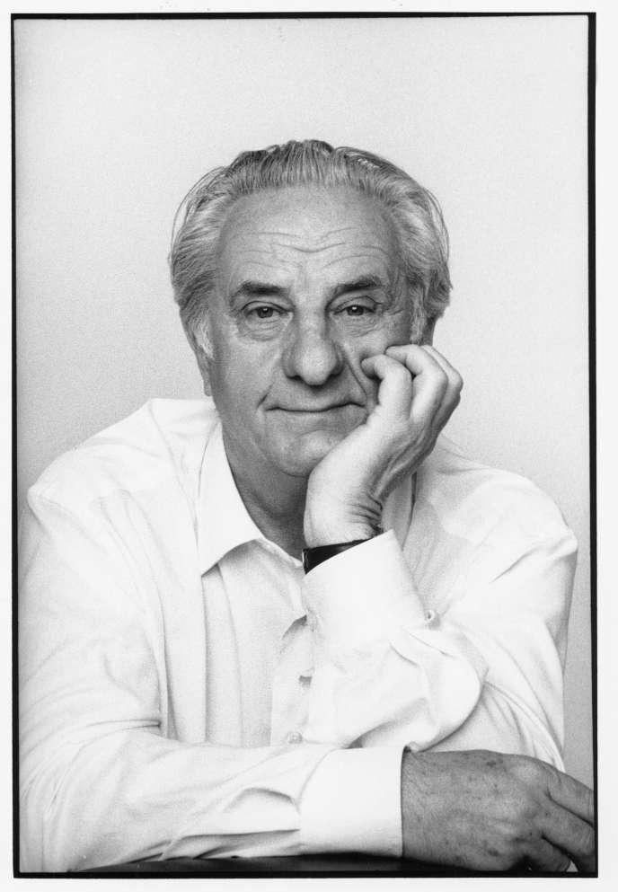 Michel Aumont, in April 2003.