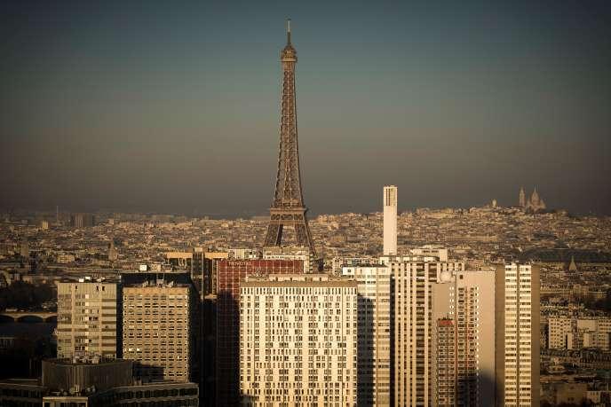 A Paris les niveaux de pollution aux abords des établissements scolaires dépassent souvent les normes sanitaires.